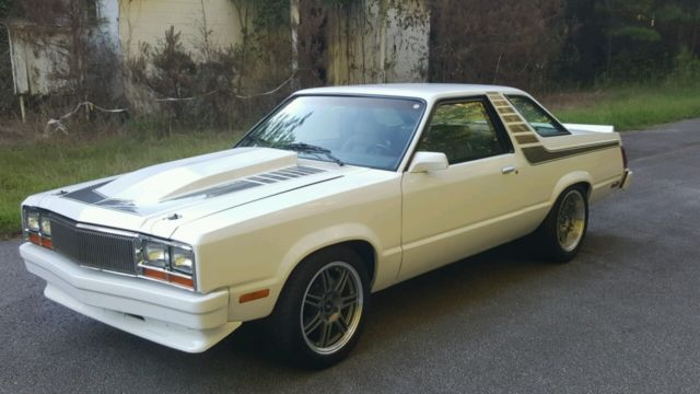 1979 Ford Fairmont Futura Coupe 2 Door 5 0l Fuel Injected