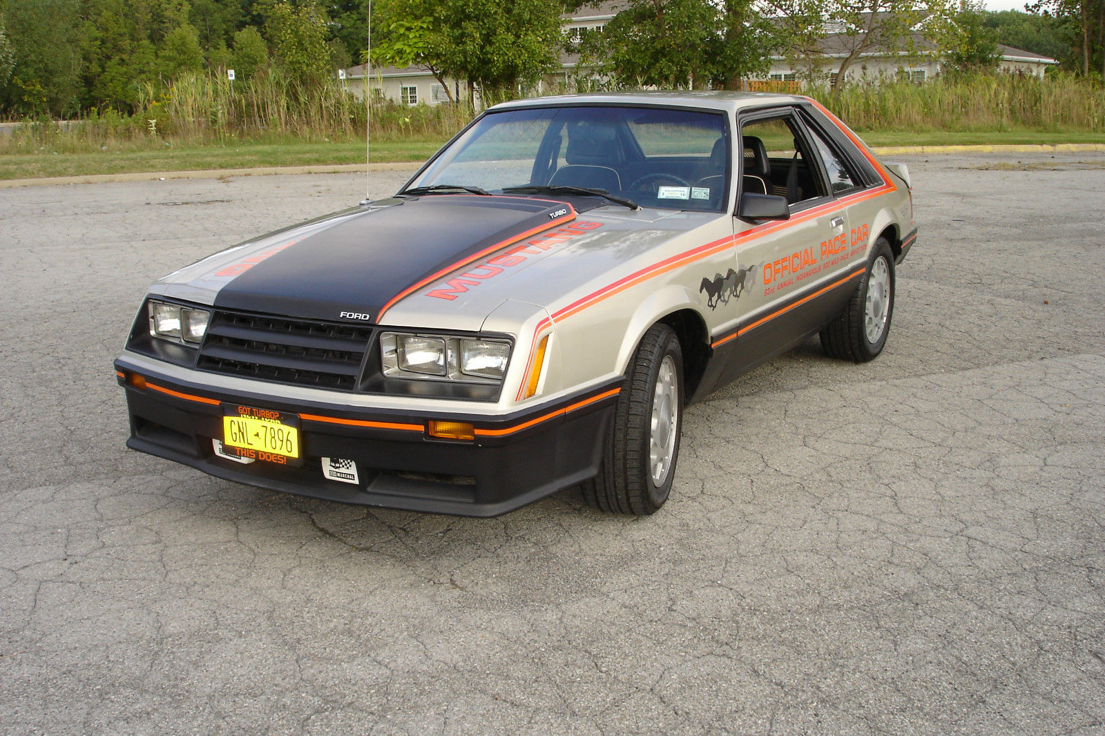 1979 ford mustang 2 3 turbo classic ford mustang 1979 for sale. Black Bedroom Furniture Sets. Home Design Ideas