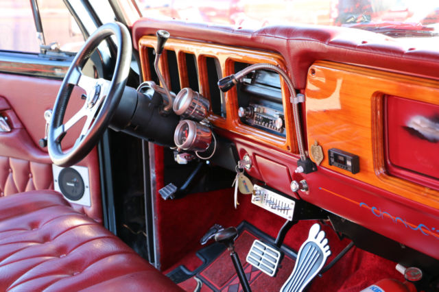 1979 Ford Ranger F150 4x4 For Sale Big Block Over The Top