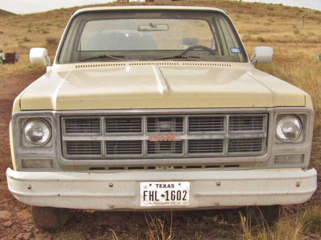 1979 gmc sierra 15 2wd short bed manual trans c10 1500 classic 1979 gmc sierra 1500 sciox Gallery