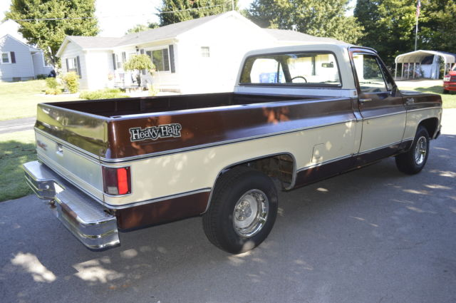 1979 Gmc Sierra Classic Heavy Half Low Mileage Original