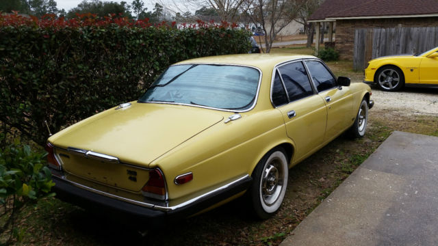 1979 jaguar xj6 series iii for sale classic jaguar xj6 1979 for sale. Black Bedroom Furniture Sets. Home Design Ideas