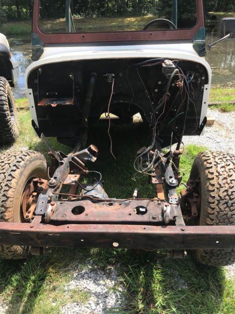 jeep tranny 1979