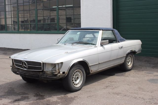 Used Cars Cleveland Ohio >> 1979 Mercedes 350SL Roadster Euro! NO RESERVE! - Classic Mercedes-Benz SL-Class 1979 for sale