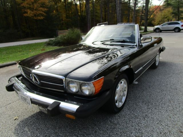Used Cars Cleveland Ohio >> 1979 Mercedes 450 SL Convertible w/ Hardtop - 89K Actual Miles - Excellent Shape - Classic ...