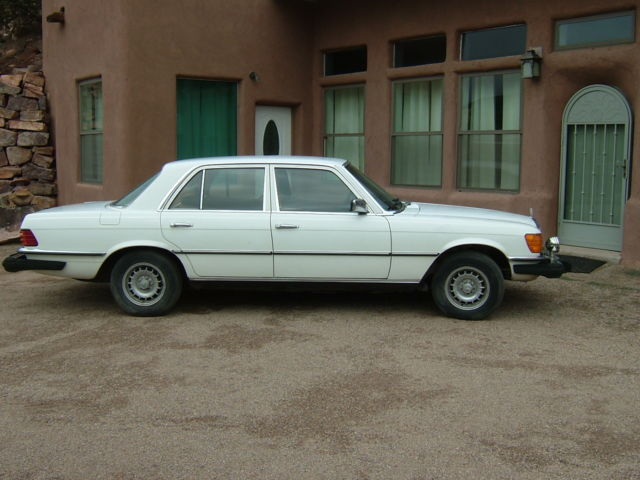 1979 mercedes benz 280se very good condition no rust nm for Is mercedes benz a good car