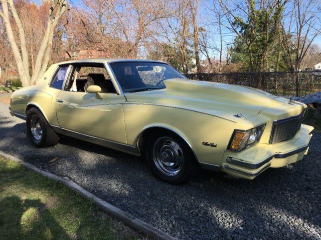 1979 Monte Carlo Classic Chevrolet Monte Carlo 1979 For Sale