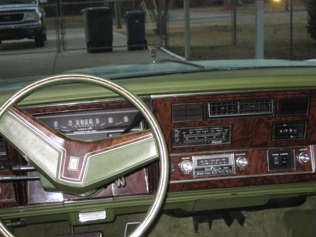1979 Oldsmobile 98 Regency 4 Door V8 403 Cu In 4bbl