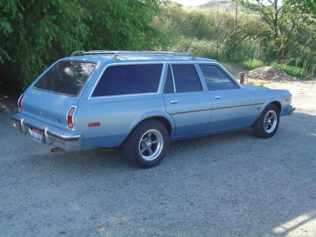 1979 Plymouth Volare Wagon..Super 6..Auto..Air..Solid ...