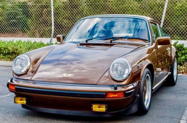 Rusnak Porsche Pasadena >> 1979 Porsche 911SC Super Carrera / RARE Tobacco Metallic / 49K Miles!! - Classic Porsche 911 ...