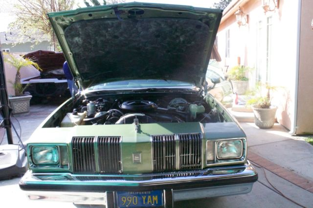 1979 restored oldsmobile cutlass 305 v8 rebuild engine. Black Bedroom Furniture Sets. Home Design Ideas