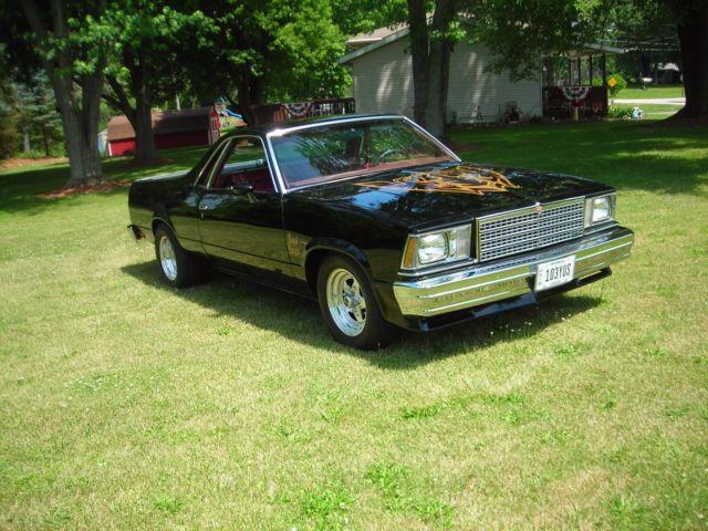 1979 Royal Knight El Camino Classic Chevrolet El Camino