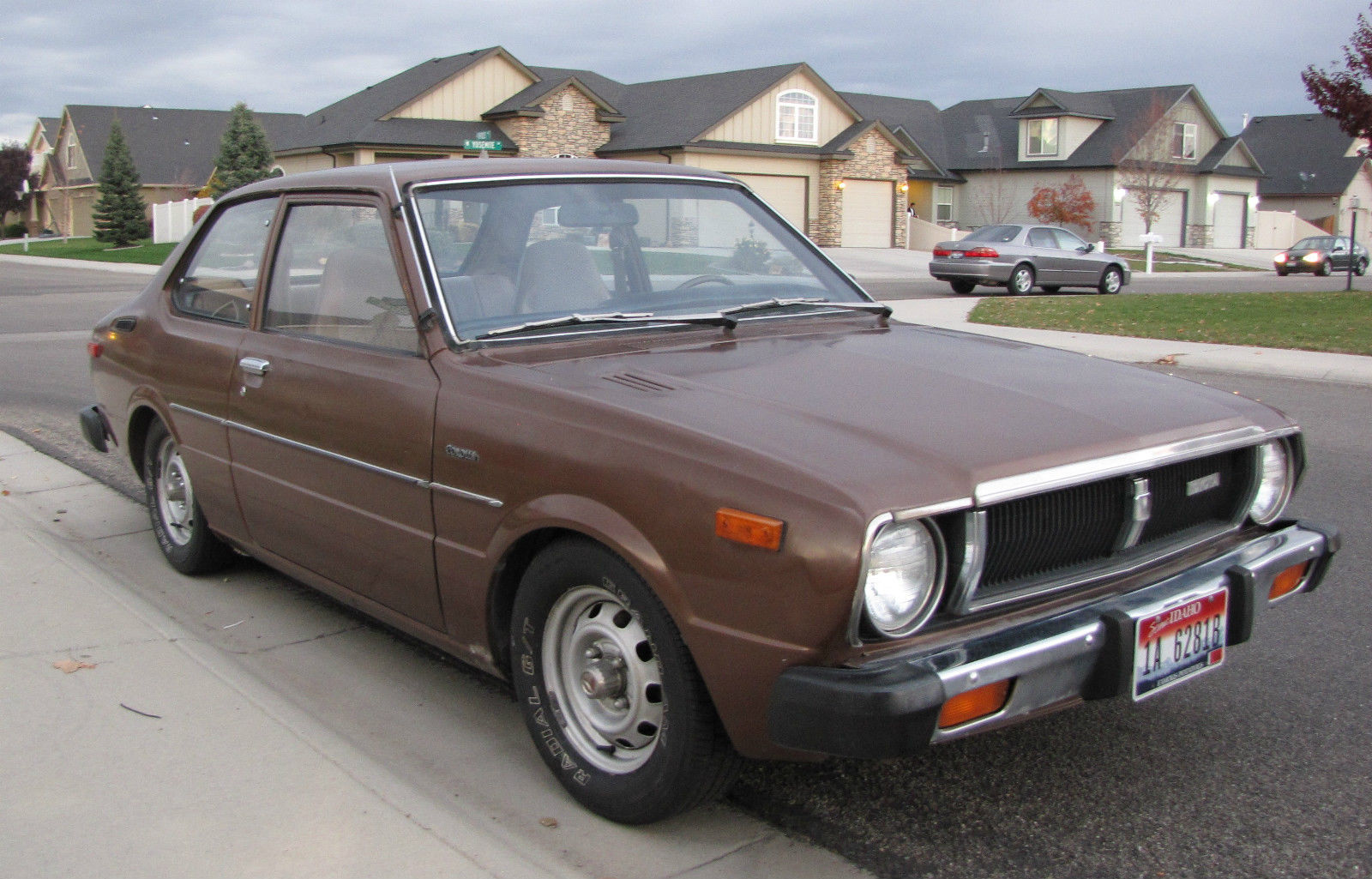 1979 toyota corolla coupe 2 door 1 6l ke30 no reserve classic toyota corolla 1979 for sale. Black Bedroom Furniture Sets. Home Design Ideas