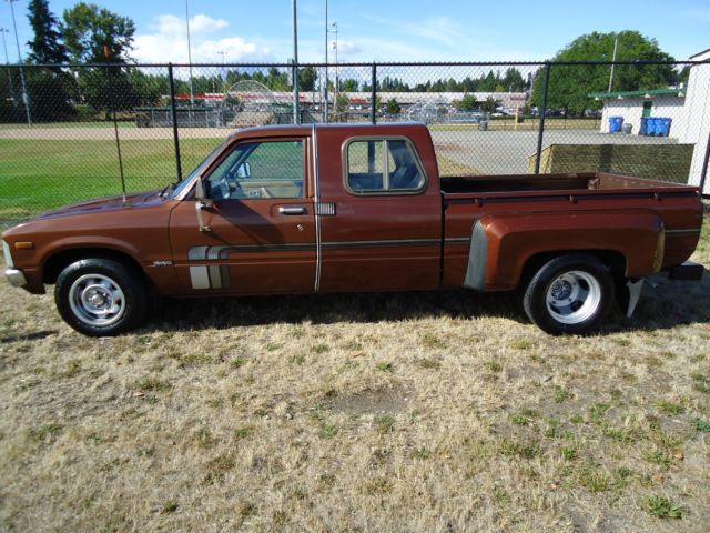 1979 toyota pickup 2 2 dually 2wd classic toyota sr5 1979 for sale. Black Bedroom Furniture Sets. Home Design Ideas