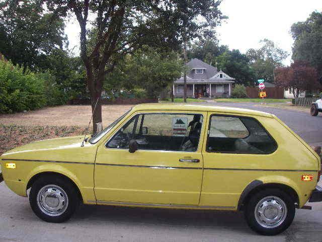 1979 Volkswagen Rabbit diesel very nice in good conditions, NO RESERVE!! - Classic Volkswagen ...