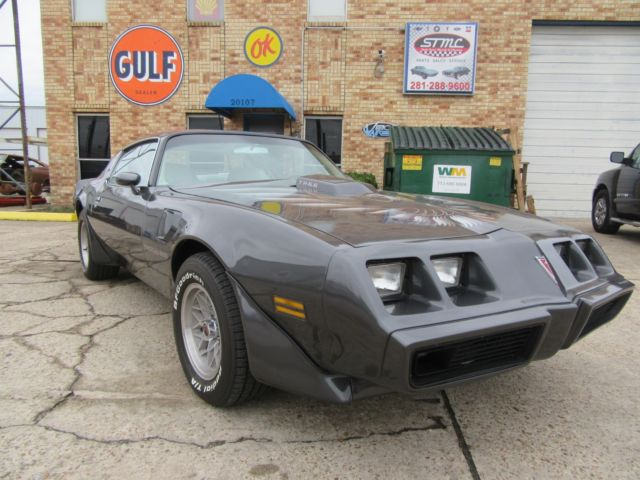 1980 80 pontiac trans am ws6 400ci no rust nice car. Black Bedroom Furniture Sets. Home Design Ideas