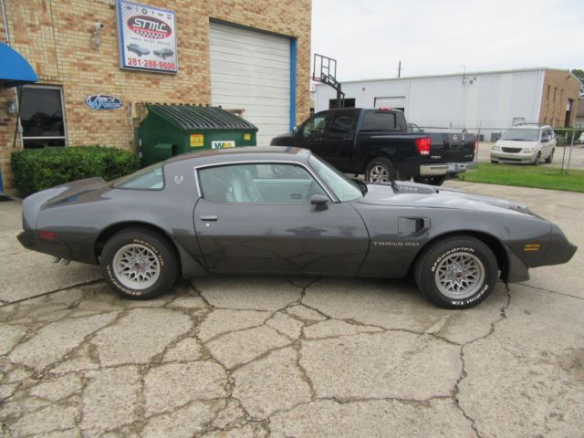 Retired Police Cars For Sale >> 1980 80 PONTIAC TRANS AM WS6 400CI NO RUST NICE CAR - Classic Pontiac Trans Am 1980 for sale