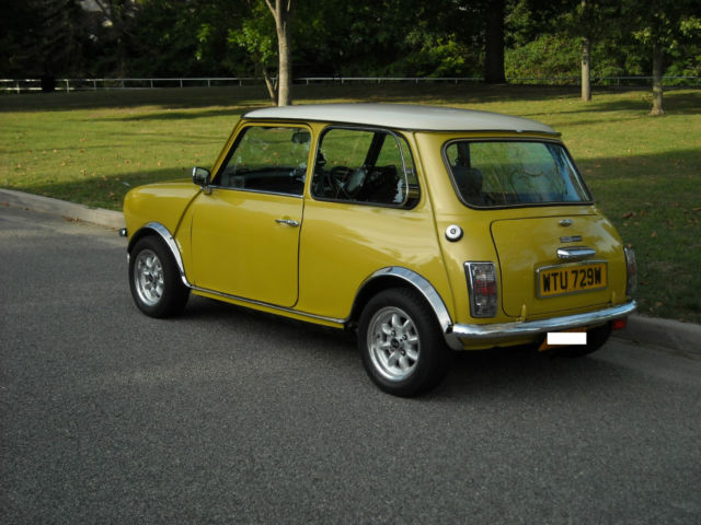 1980 austin mini clubman 1330cc cooper s gt specs classic austin clubman 1980 for sale. Black Bedroom Furniture Sets. Home Design Ideas