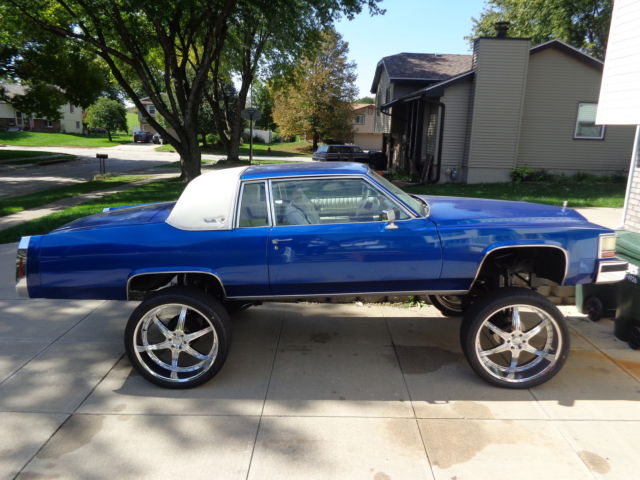 Image Gallery Cadillac Donk