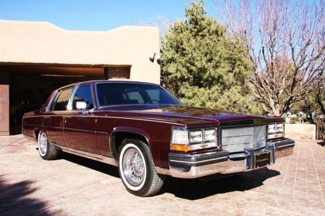 1980 Cadillac Fleetwood Brougham D Elegance Astroroof
