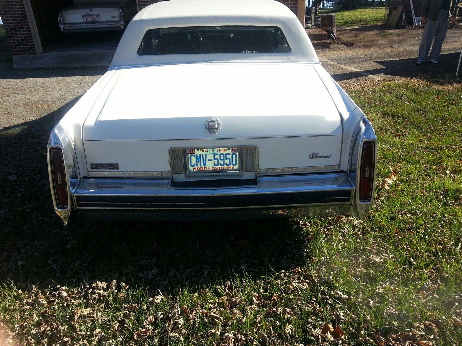 1980 Cadillac Fleetwood Brougham D Elegance Sedan 4 Door 6