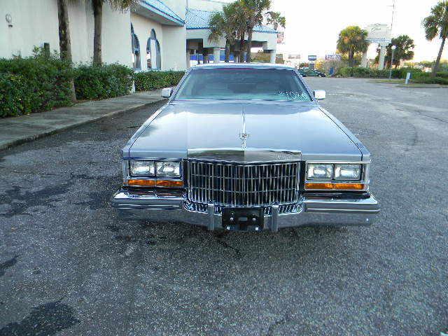 1980 Cadillac Seville Elegante 1 Sothern California Owner