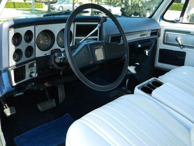 Chevy Awd Cars >> 1980 CHEVROLET BLAZER K5 4X4 BLAZER UNBELIEVABLE ...