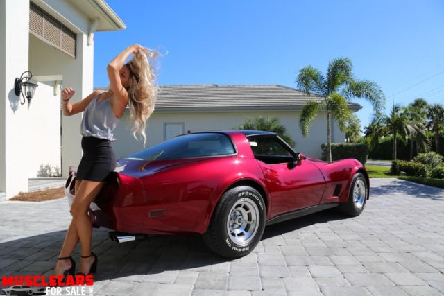 1980 Chevrolet Corvette Candy Apple Red this one would ...