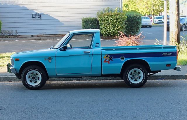 1980 Chevrolet Luv 4x4 Pickup Fully Refurbished New