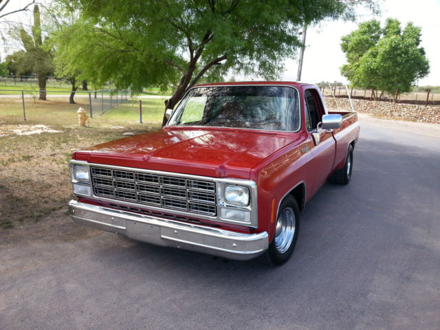 1980 Chevrolet Silverado C10 Big 10 - Classic Chevrolet C ...