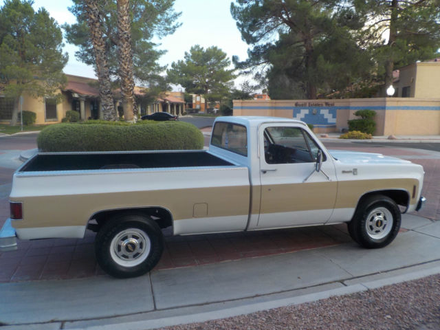 1980 Chevy C20 Silverado 3 4 Ton 97k Original Miles A C