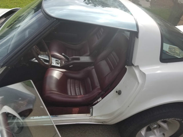 1980 chevy corvette 37k t tops l82 classic chevrolet corvette 1980 for sale. Black Bedroom Furniture Sets. Home Design Ideas