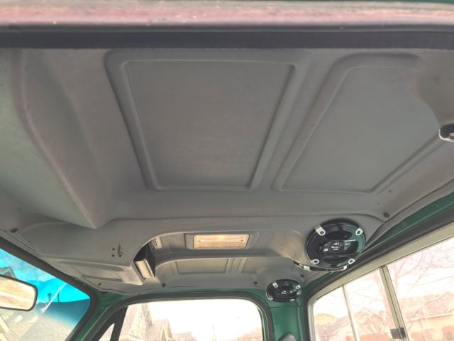 Chevy Truck C Short Box X Engine Speed