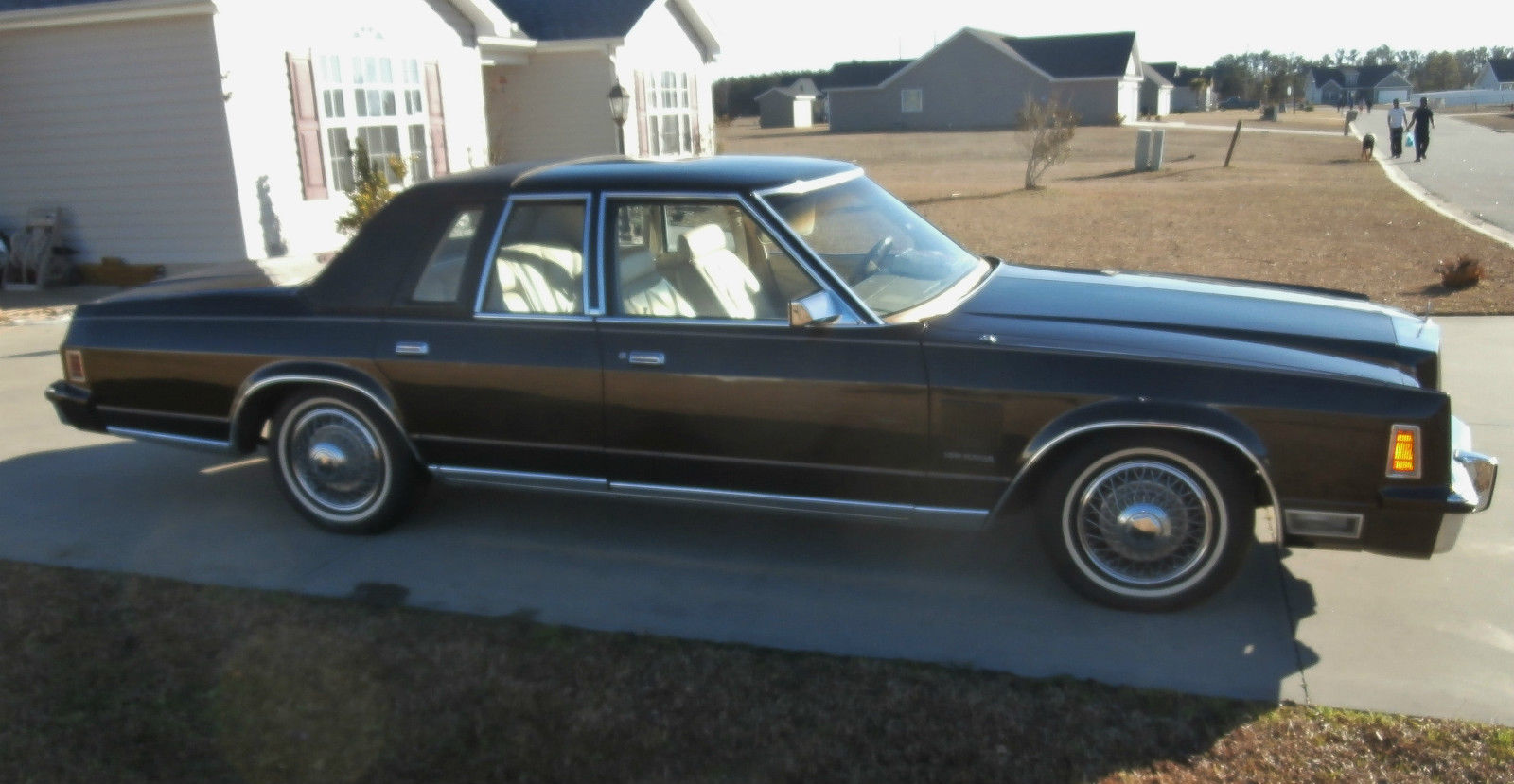 1980 chrysler new yorker 5th avenue edition classic for 1990 chrysler new yorker salon