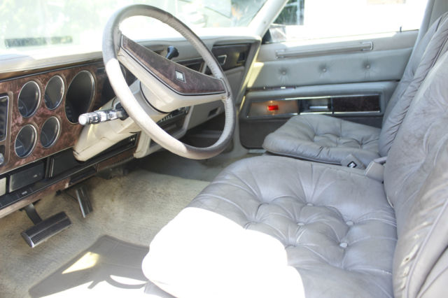 City To City Mileage >> 1980 Chrysler New Yorker Fifth Avenue SE - Classic ...
