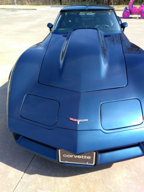 1980 Corvette - Classic C3 with TTOPS and 1690 miles since