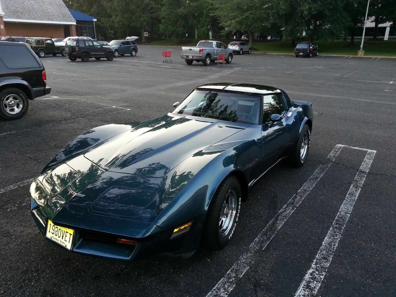 1980 Corvette For Sale >> 1980 Corvette L48 Exceptional Condition, Glass Tee Tops, Two Sets of Wheels - Classic Chevrolet ...