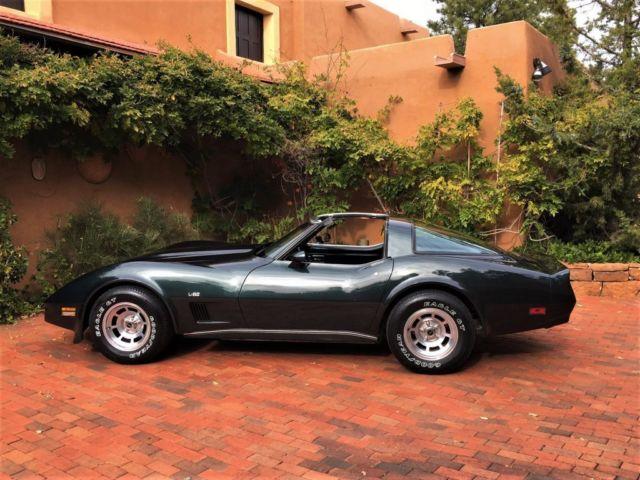 1980 corvette l82 with 29 000 miles original paint all options 1982 1978 1979 classic. Black Bedroom Furniture Sets. Home Design Ideas