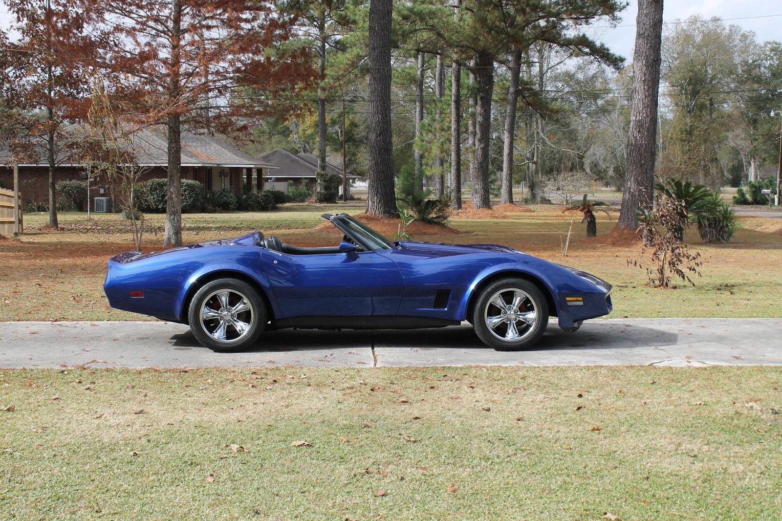 Cash For Cars Dallas >> 1980 Custom Corvette Convertible, one of a kind - Classic ...