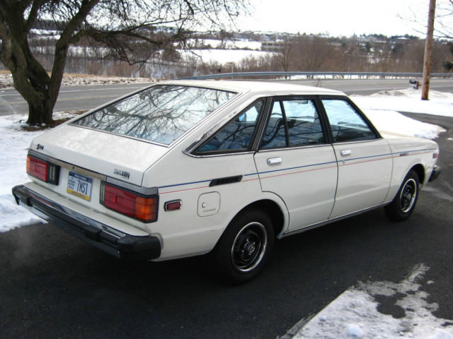 1980 Datsun 510 A10 5 Door Hatchback By Nissan Rare