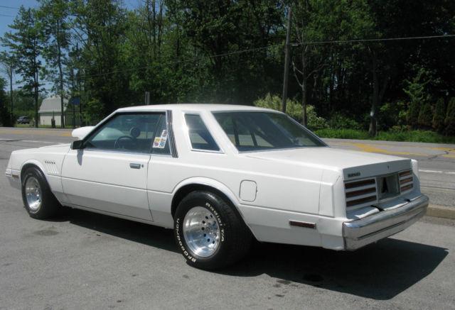 1980 Dodge Mirada Former Drag Car 8 3 4 Coil Over