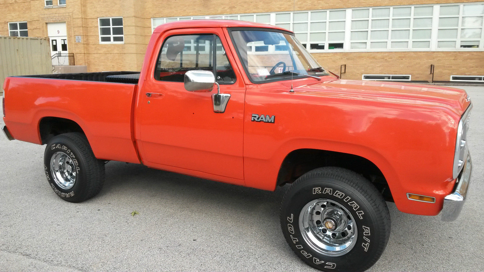 truck bed lift system with 4038 1980 Dodge W 150 4x4 Short Bed Hemi Orange on 1407 2006 Dodge Ram 2500 Mega Cab Overkill moreover Self Propelled Modular Transporters Spmt together with  besides Watch additionally Burt Reynolds 1978 Trans Bandit Auction Actors Financial Troubles.