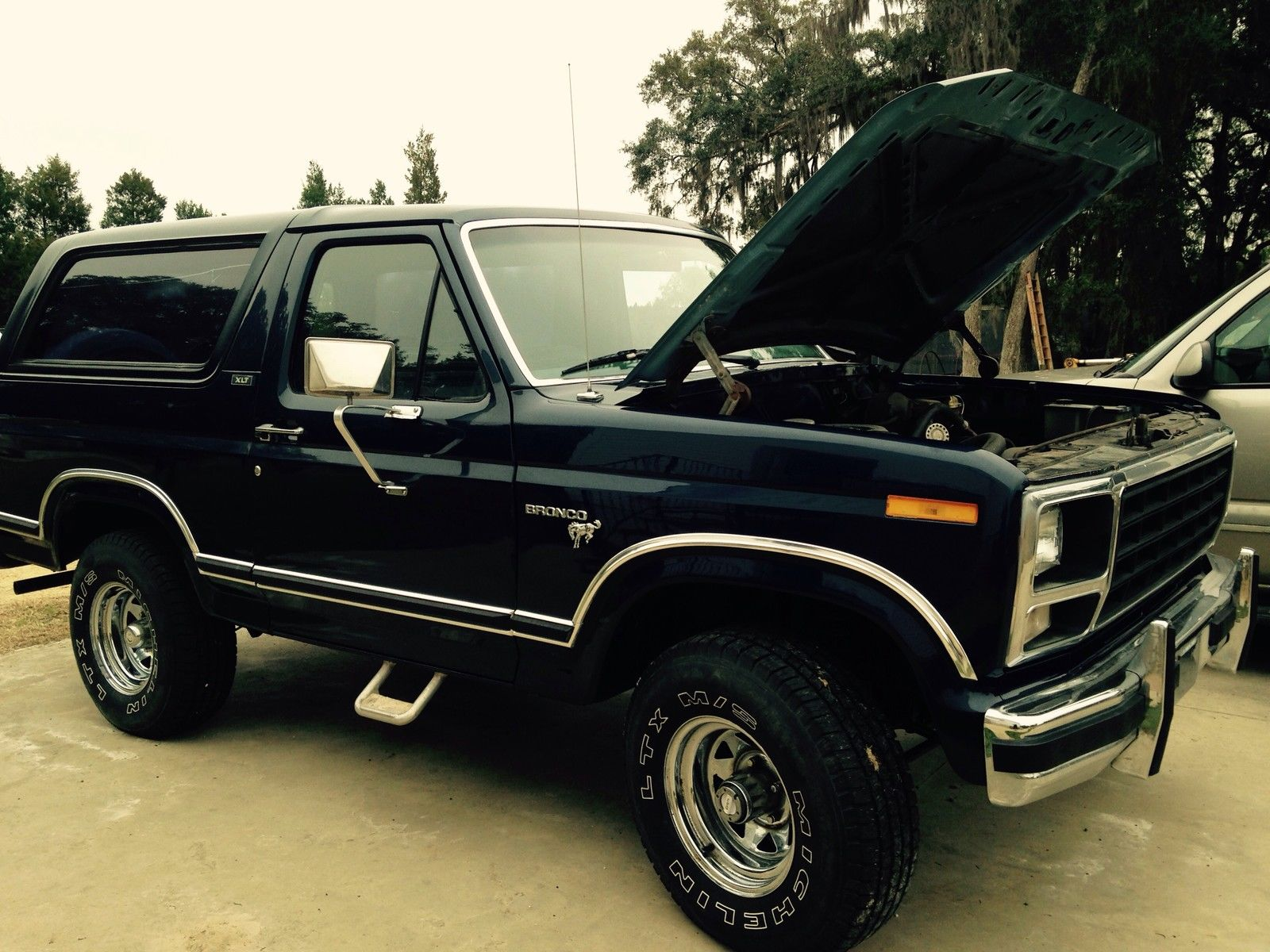 Classic Ford Bronco 1980 For Sale