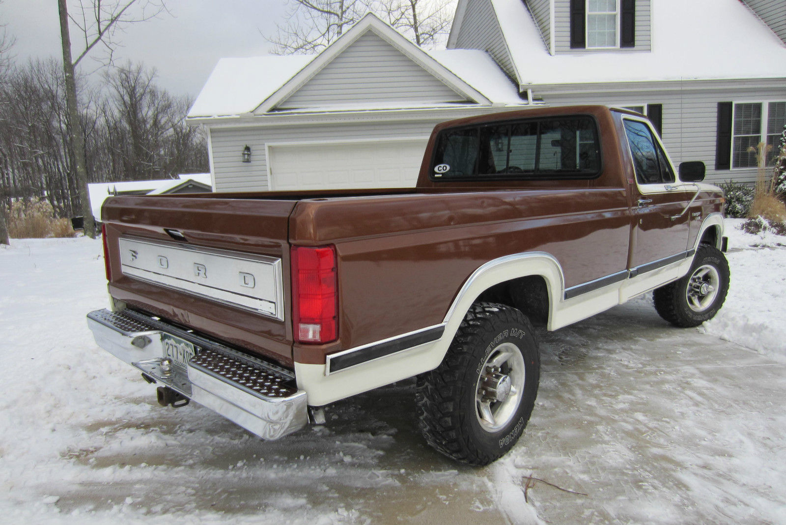 1980 Ford F 350 4x4 5 Speed Ac Ps Pb F350 Classic