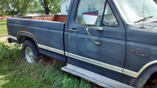 1980 ford f250 3 4 ton parts truck classic ford f 250 1980 for sale. Black Bedroom Furniture Sets. Home Design Ideas