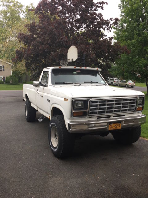 1980 Ford F250 Lifted Truck Classic Ford F 250 1980 For Sale