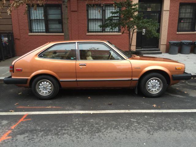 1980 Honda Accord LX Hatchback 5 Speed Manual Classic ...