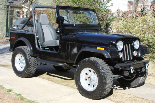 1980 jeep cj7 new 4 2 engine with clifford performance 6 8 classic jeep cj 1980 for sale. Black Bedroom Furniture Sets. Home Design Ideas
