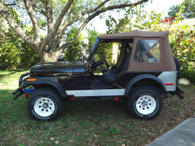 1980 Jeep Wrangler CJ 5