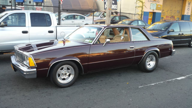 1980 Malibu 2nd owner - Classic Chevrolet Malibu 1980 for sale